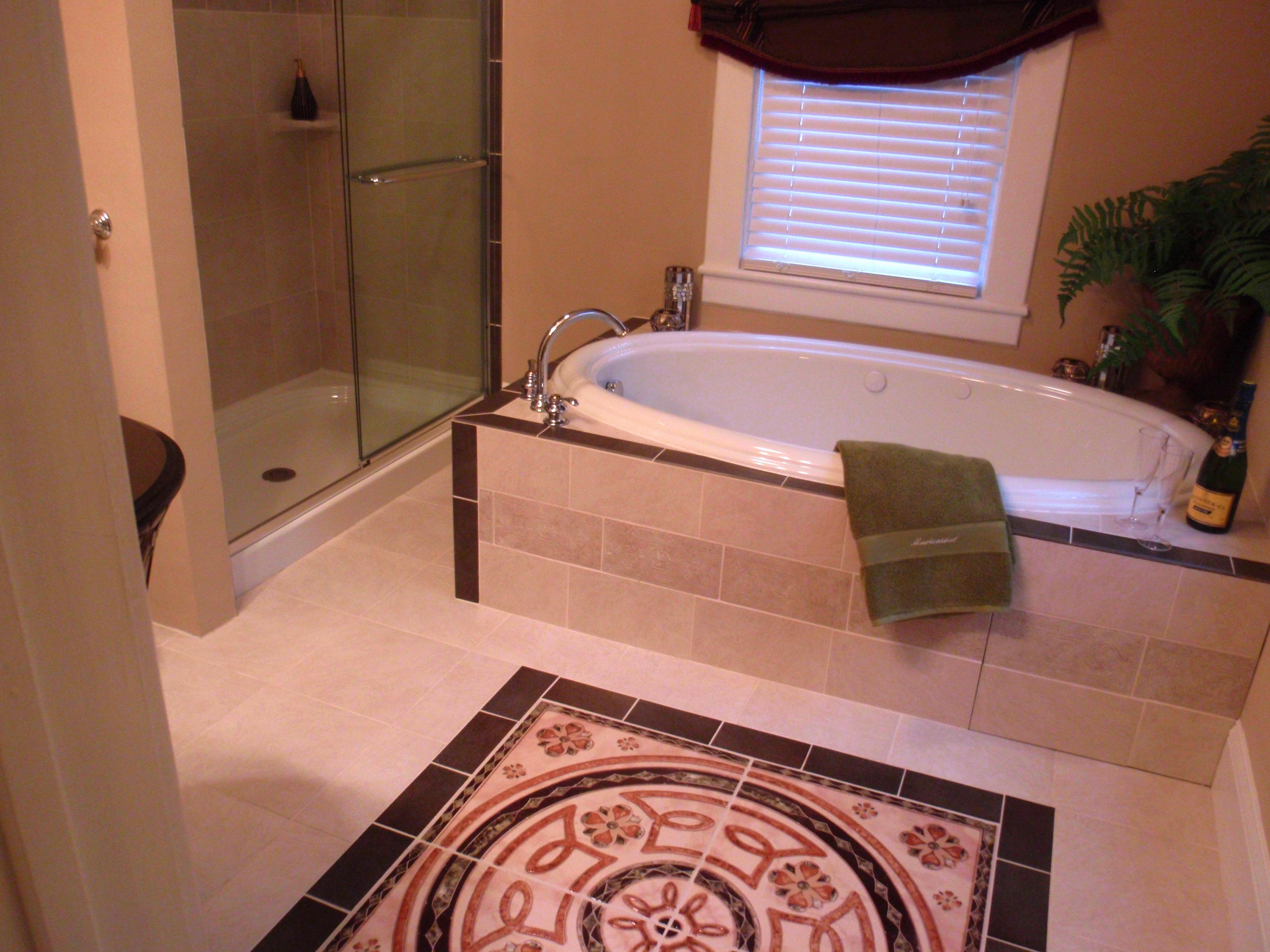 Medallion Bathroom